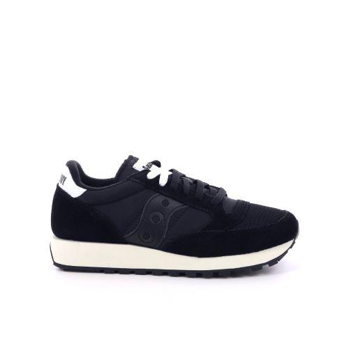 Saucony damesschoenen sneaker zwart 198253