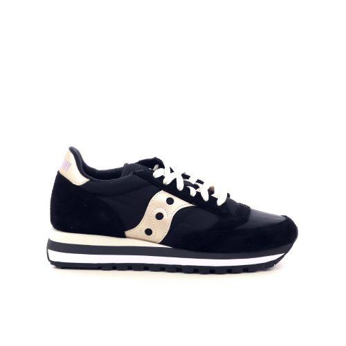 Saucony damesschoenen sneaker zwart 216250