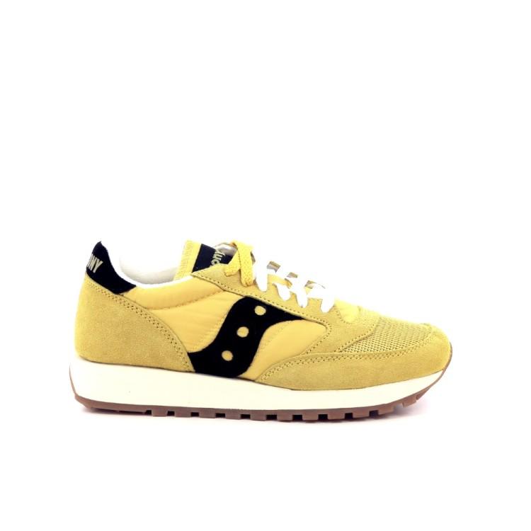 Saucony damesschoenen sneaker okergeel 198258