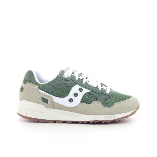 Saucony  sneaker donkergrijs 208187