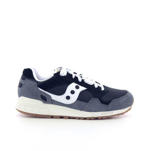 Saucony herenschoenen sneaker donkergrijs 208187