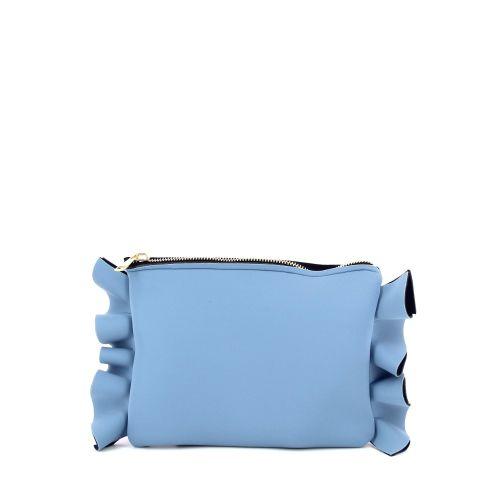 Save my bag  handtas lichtblauw 187248