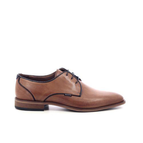 Scapa scarpe  veterschoen cognac 203580