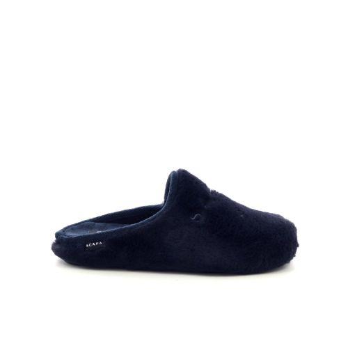 Scapa scarpe damesschoenen pantoffel beige 199493