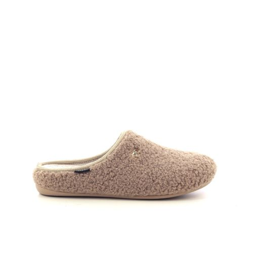 Scapa scarpe damesschoenen pantoffel camel 218139