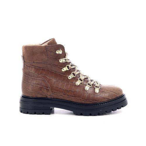 Scapa scarpe damesschoenen boots cognac 210039
