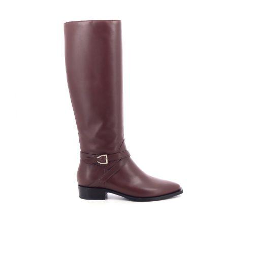 Scapa scarpe damesschoenen laars cognac 210051