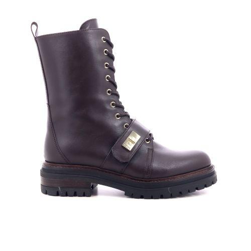 Scapa scarpe damesschoenen boots cognac 218115