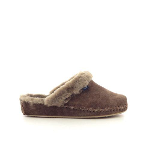 Scapa scarpe damesschoenen pantoffel donkerblauw 210032