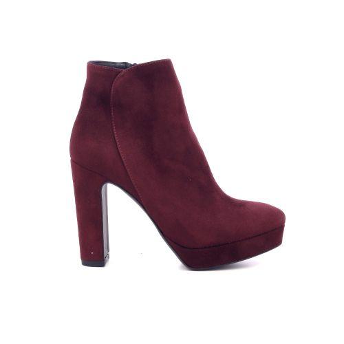 Scapa scarpe damesschoenen boots donkerblauw 210047