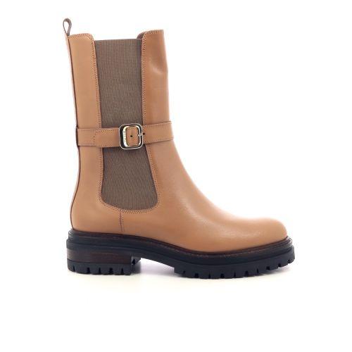 Scapa scarpe damesschoenen boots licht naturel 218116