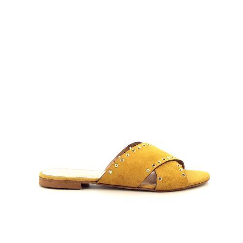 Scapa scarpe damesschoenen muiltje maisgeel 182095