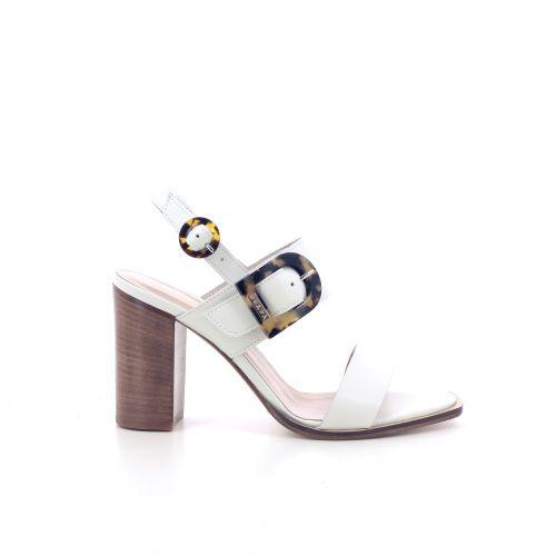 Scapa scarpe damesschoenen sandaal wit 205665