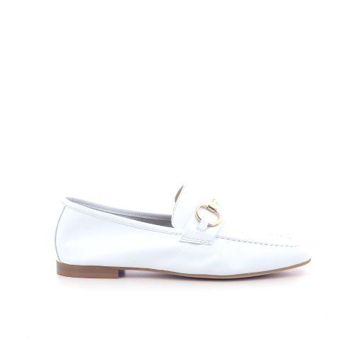 Scapa scarpe damesschoenen mocassin wit 205673