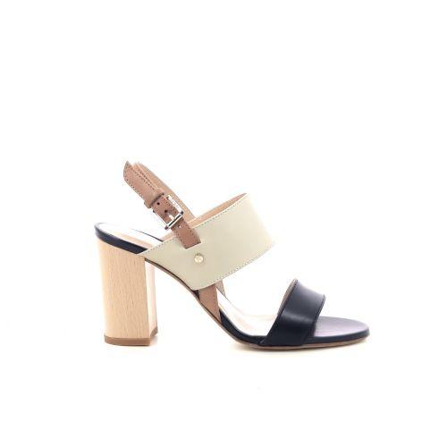 Scapa scarpe damesschoenen sandaal zwart 205667