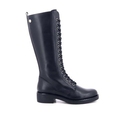 Scapa scarpe damesschoenen laars zwart 218121