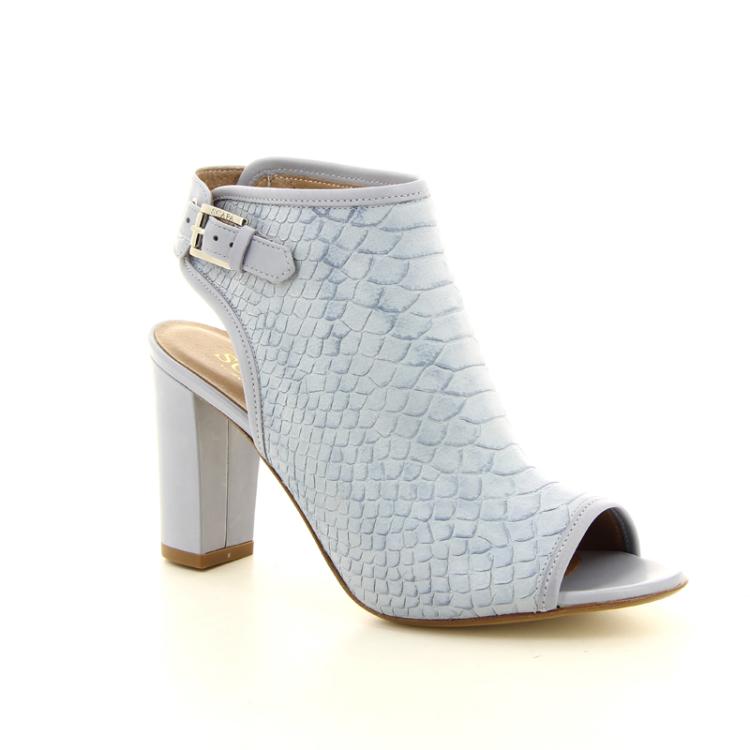 Scapa scarpe damesschoenen sandaal lichtblauw 10400