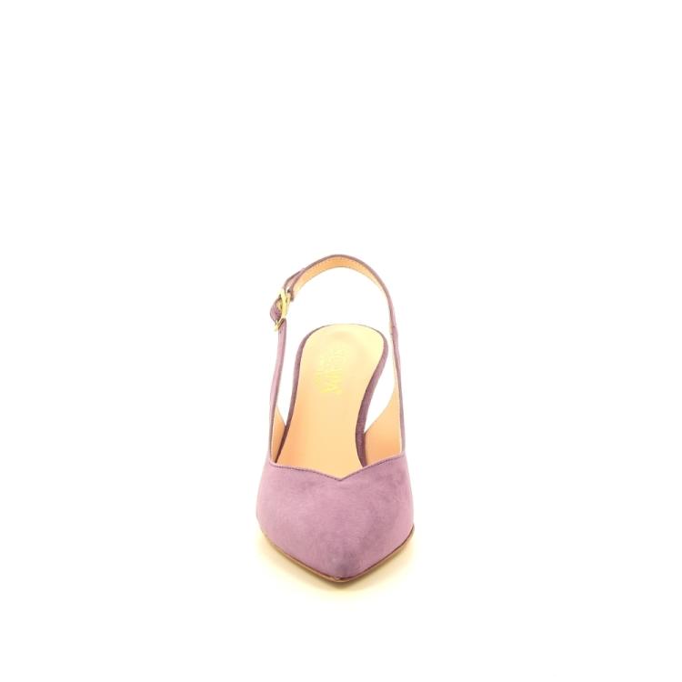 Scapa scarpe damesschoenen sandaal lila 195280