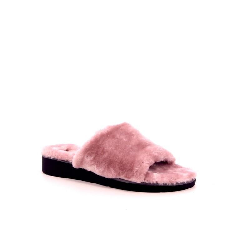 Scapa scarpe damesschoenen pantoffel poederrose 188312