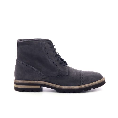 Scapa scarpe  boots donkergrijs 209977