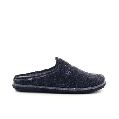 Scapa scarpe  pantoffel grijs 209971