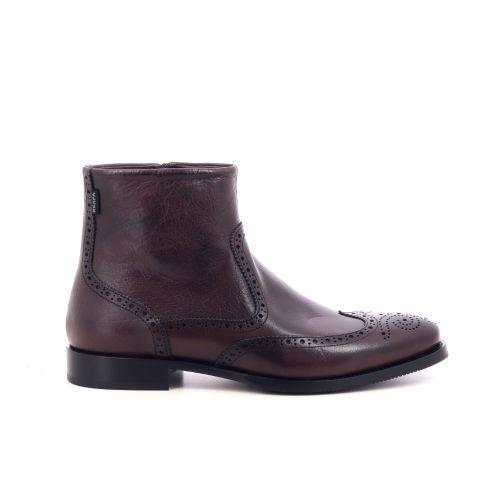 Scapa scarpe herenschoenen boots cognac 209978