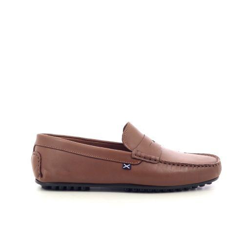 Scapa scarpe herenschoenen mocassin cognac 213257