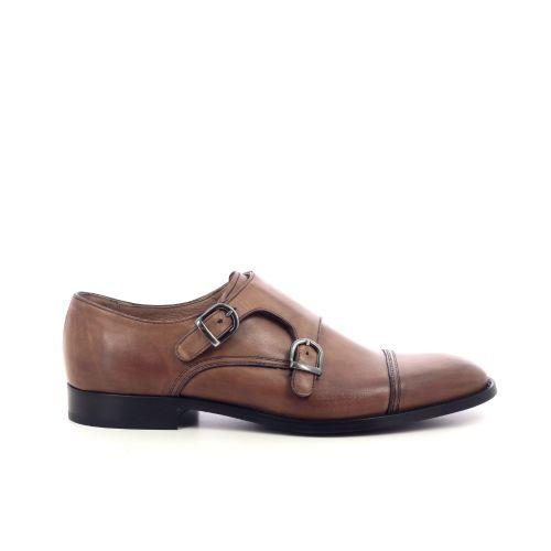 Scapa scarpe herenschoenen mocassin cognac 213258