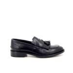 Scapa scarpe herenschoenen mocassin zwart 179753