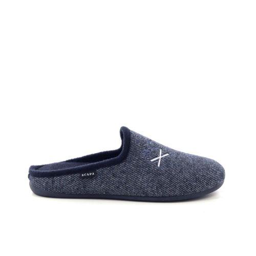 Scapa scarpe  pantoffel lichtgrijs 199395