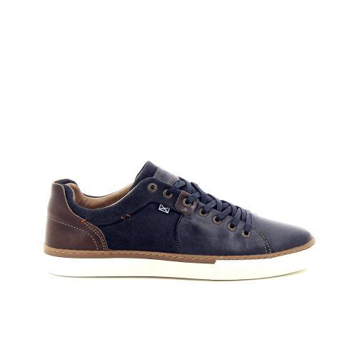 Scapa scarpe solden veterschoen blauw 183263
