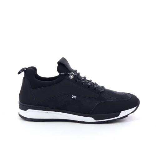 Scapa scarpe  veterschoen zwart 199400