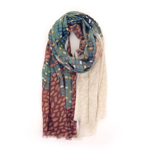 Scarf accessoires sjaals beige 213899