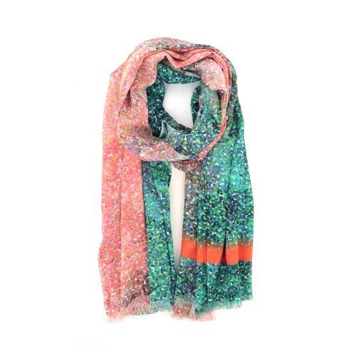 Scarf accessoires sjaals groen 213896