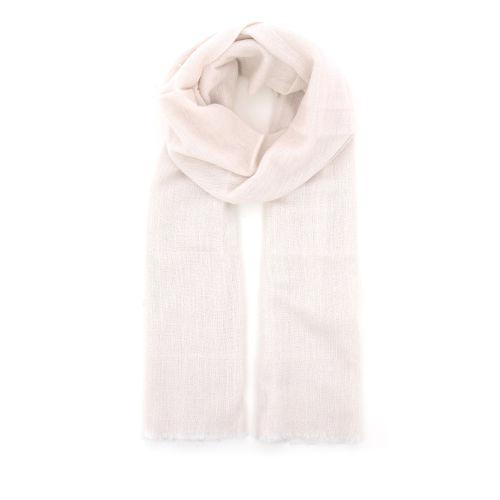 Scarf accessoires sjaals lichtgrijs 190291