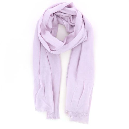 Scarf accessoires sjaals lila 205068