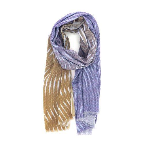 Scarf accessoires sjaals lila 213906
