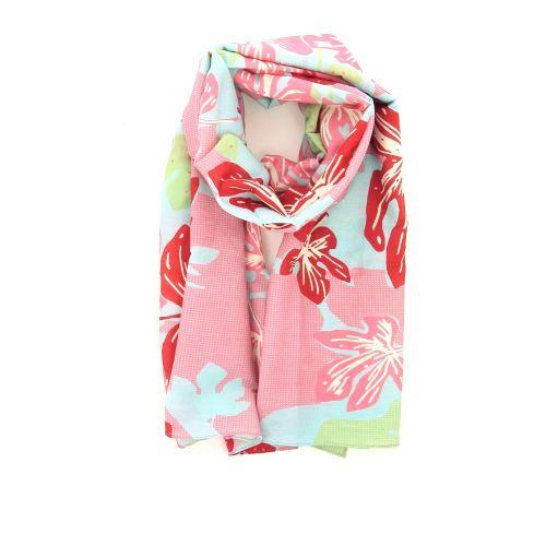 Scarf accessoires sjaals muntgroen 213912