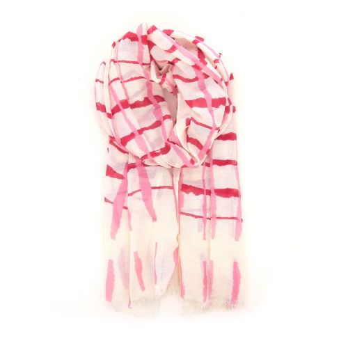 Scarf accessoires sjaals wit 213894