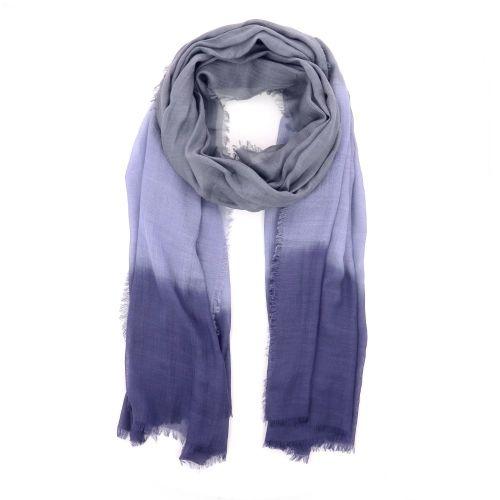 Scarf  sjaals blauw 194291