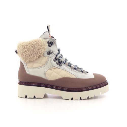 Scotch & soda damesschoenen boots beige 217070