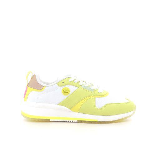 Scotch & soda damesschoenen sneaker geel 212594