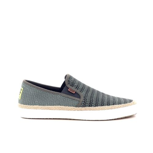 Scotch & soda herenschoenen sneaker donkerblauw 212602