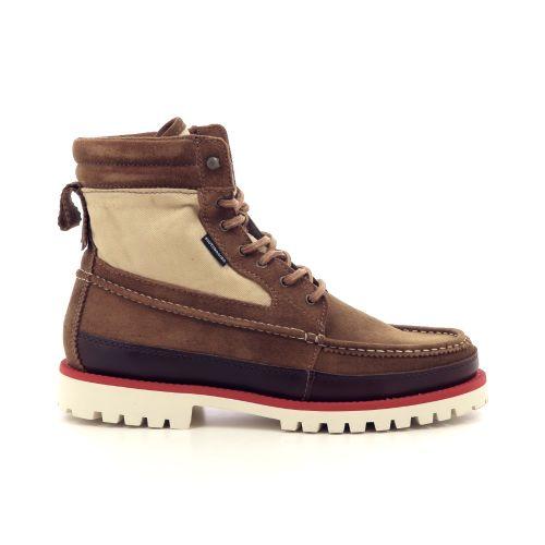 Scotch & soda herenschoenen boots naturel 217078