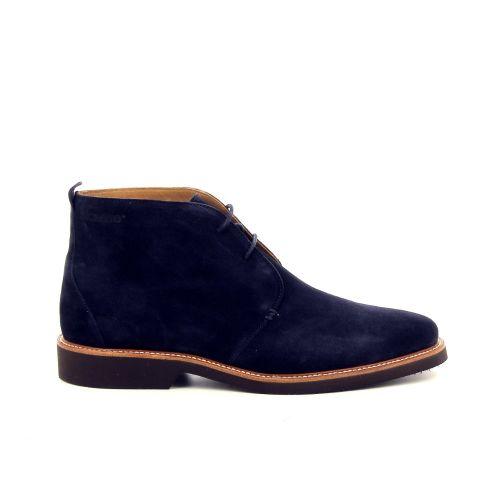 Sebago  boots donkerblauw 187876