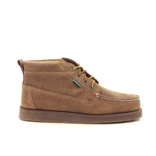Sebago herenschoenen boots camel 198945