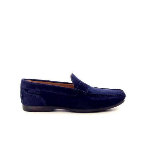 Sebago koppelverkoop veterschoen blauw 182365
