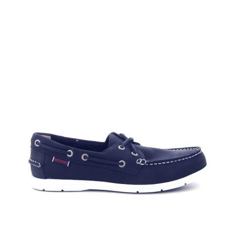 Sebago solden sneaker donkerblauw 170839