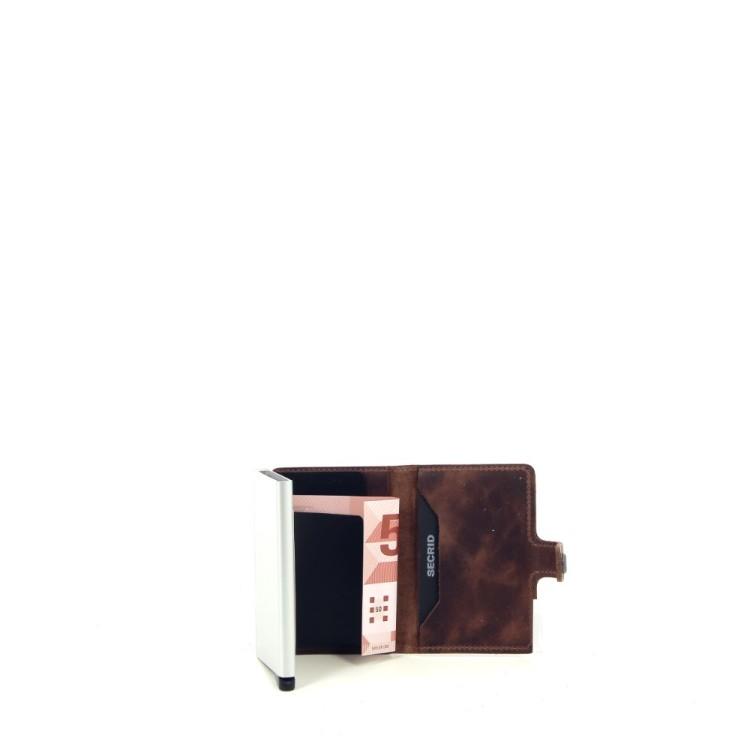 Secrid accessoires portefeuille bruin 180524