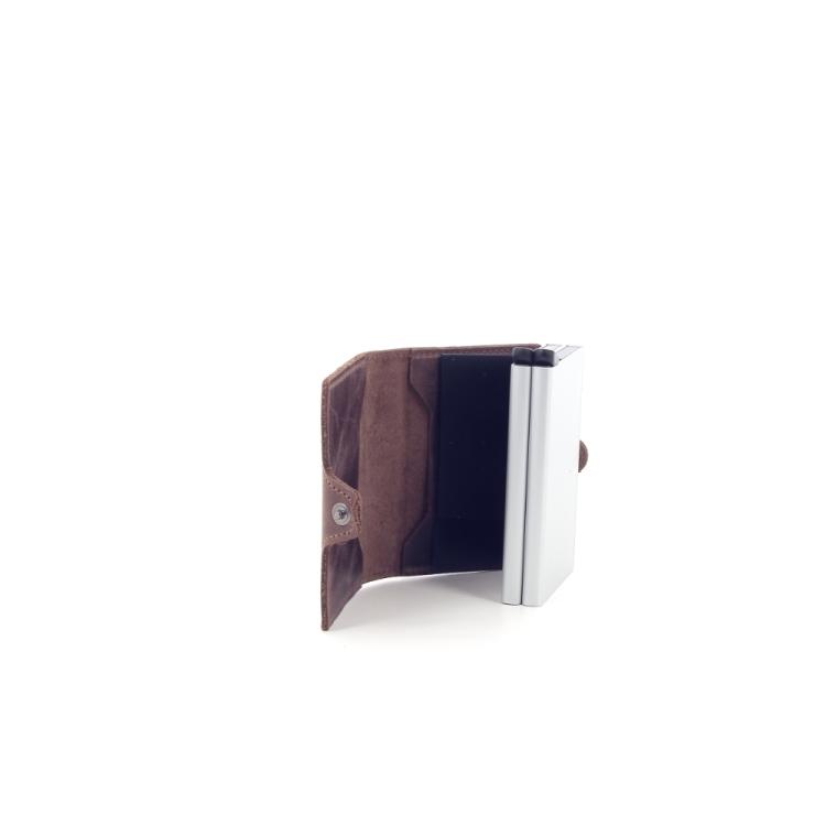 Secrid accessoires portefeuille bruin 180540
